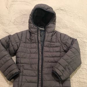 Colombia Puffy Coat